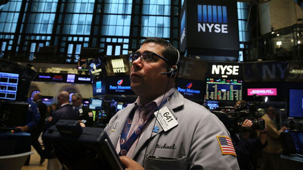 Wall Street se desplomó otra vez y perdió todas sus ganancias de diciembre