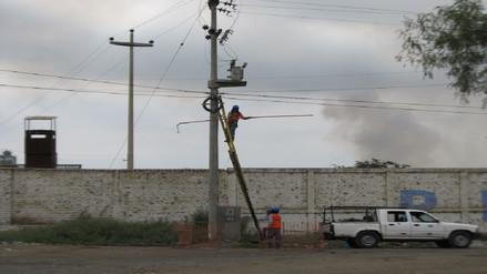 Cortan servicio de luz a empresa Pucalá por deuda de cuatro meses