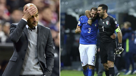 Giorgio Chiellini disparó contra Guardiola: