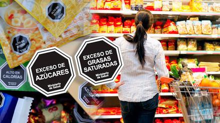 El éxito de la ley de etiquetado en Chile y las expectativas en el Perú