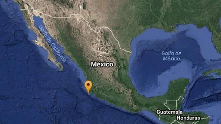 Un sismo de magnitud 5.9 sacudió el oeste de México