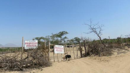 Advierten que empresa Cayaltí dañó sitio arqueológico de Zaña