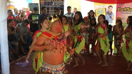 Población de Belén ya vive el carnaval de Pijuayo Loma