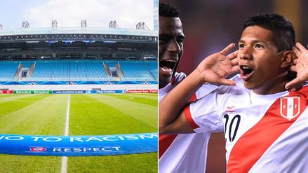 Estadio donde entrenará Perú en Rusia saludó a la selección