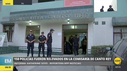 Relevaron a todo el personal de la Comisaría de Canto Rey por el caso de la niña asesinada