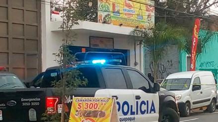 Seis muertos y un herido tras ataque a restaurante del estado de Jalisco en México