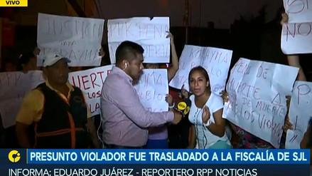 Denuncian nuevo caso de violación a una menor de 11 años en San Juan de Lurigancho