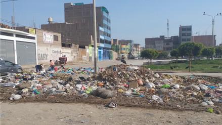 Gobierno Regional gestiona presupuesto para limpieza en José Leonardo Ortiz