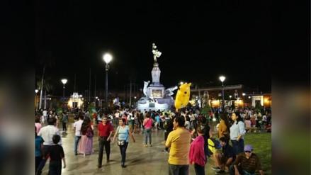 Alcalde de Trujillo cuestiona a Colegio de Arquitectos por plaza de armas