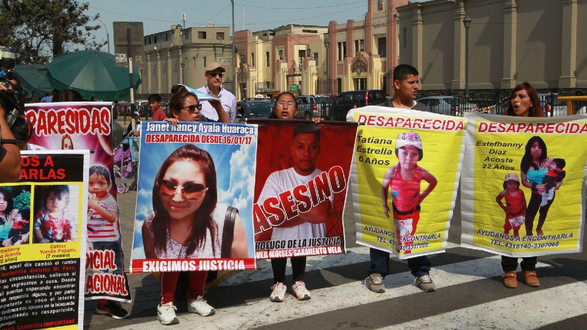Defensor del Pueblo criticó la falta de implementación del Registro Nacional de Personas Desaparecidas