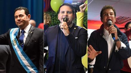 De estrellas de televisión a religiosos, los nuevos 'outsiders' de la política latinoamericana