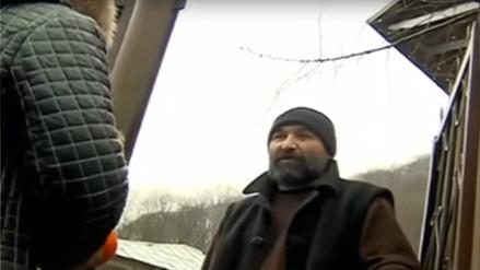 """Un hombre georgiano mantiene secuestrados a sus ocho hijos para """"protegerlos de la sociedad"""""""