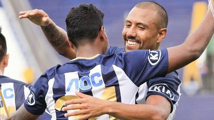 Alianza Lima venció 2-1 a Ayacucho FC con goles de Janio Posito y Luis Ramírez