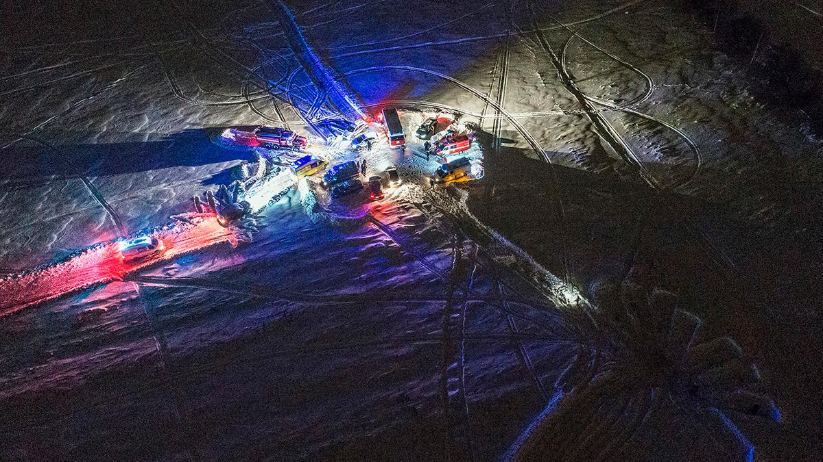 Mueren 71 personas al estrellarse un avión cerca de Moscú