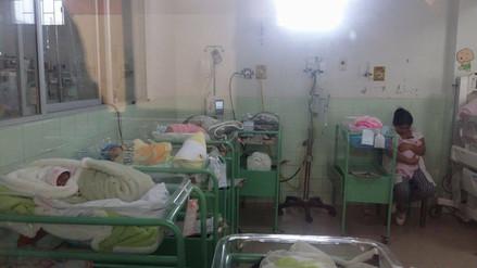 Chiclayo: Trasladan a recién nacidos a otros hospitales por falta de luz
