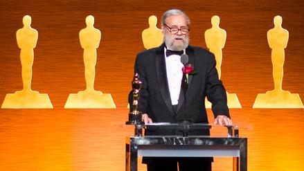 Jonathan Erland ganó un Oscar técnico de la Academia de Hollywood