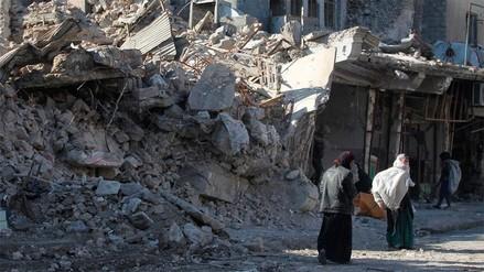Irak necesita US$ 88,200 millones para su reconstrucción
