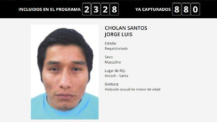 Chimbote: capturan a uno de los más buscados por el delito de violación
