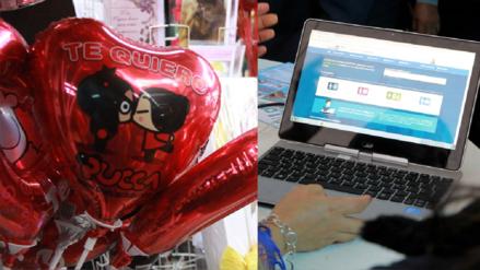 San Valentín: Conoce como realizar compras seguras online para esta fecha