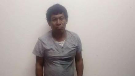 Capturan en Piura a hombre cuando pretendía ultrajar a niña de seis años