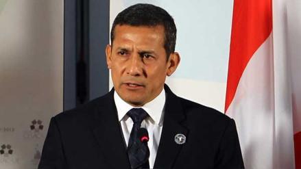 Humala dijo que el informe sobre muerte de Fasabi es