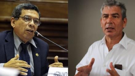 Congresista Hernando Cevallos y gobernador Reynaldo Hilbck enfrentados por investigación