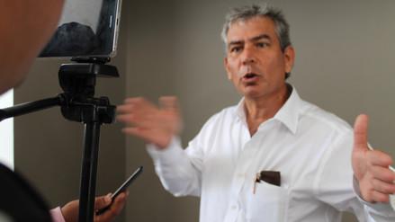 Gobernador regional aclara que no se ha perdido arbitraje con Camargo Correa