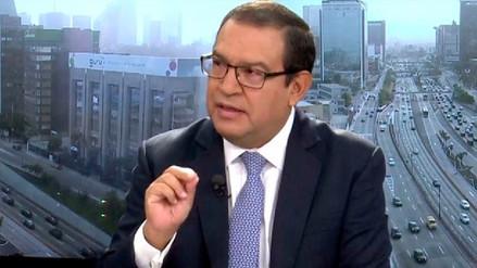 Otárola: Reátegui se ha convertido en el fiscal de la Nación para evaluar el caso Fasabi