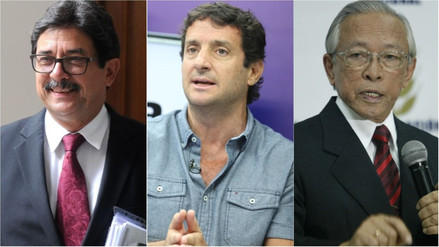 Ipsos | Triple empate técnico entre Cornejo, Reggiardo y Lay en la intención de voto para la Alcaldía de Lima