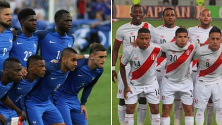El Perú vs. Francia de Rusia 2018 al estilo de los Supercampeones