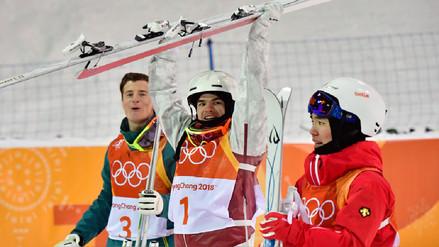 Los cinco mejores momentos del arranque de los Juegos Olímpicos de Invierno
