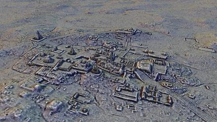 Fotos | Una ciudad maya fue descubierta gracias a la tecnología láser