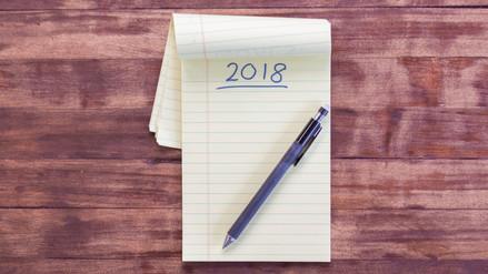Metas 2018: aprende a diferenciar lo que deseas de lo que necesitas