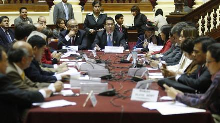 Comisión de Justicia no debatió leyes para fortalecer penas a violadores por falta de congresistas