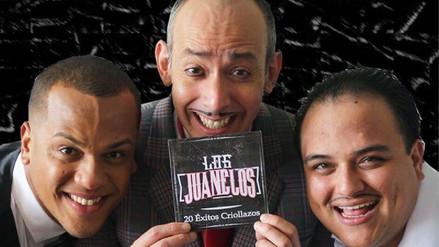 Los Juanelos lanzan su primer disco '20 éxitos criollazos'