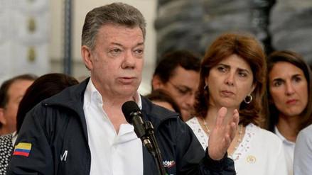Santos dijo que Venezuela es el ejemplo más