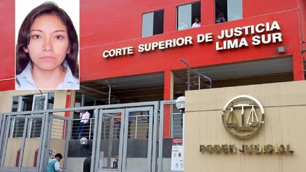 Condenan a ocho años de prisión a exjueza por cobrar soborno de  S/ 10,000 a procesado
