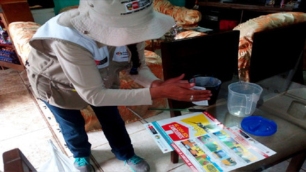 Salud necesita presupuesto para atender casos de dengue que van en aumento