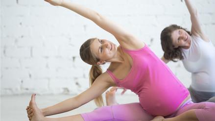 ¿Puedo hacer terapia física si estoy embarazada?