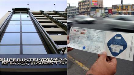 SBS pide a aseguradoras agotar esfuerzos para entregar indemnizaciones