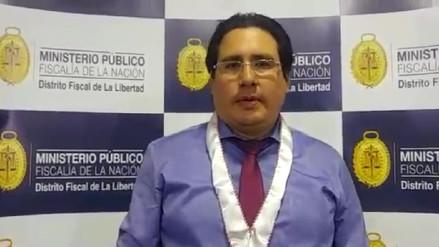 Piden 9 meses de prisión preventiva contra sujeto que golpeó a su bebé en Trujillo