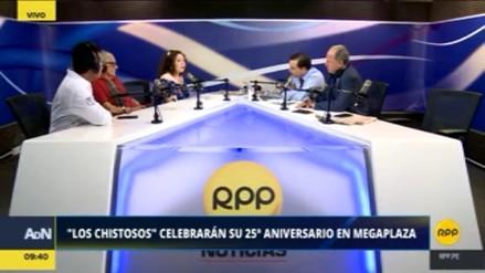 Los Chistosos: