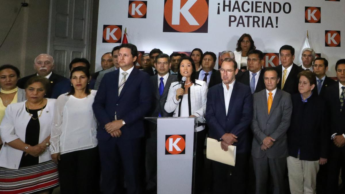 Fuerza Popular presentará candidato propio para la alcaldía de Lima