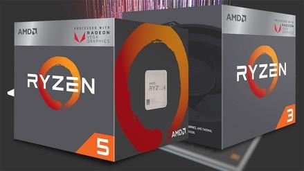 AMD APU Ryzen, los mejores gráficos integrados a un precio competitivo