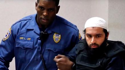 Condenan a dos cadenas perpetuas al autor de atentado en Nueva York