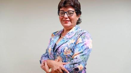 El Gobierno designó a Flor Luna Victoria Mori nueva titular de la Sunedu