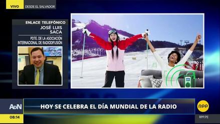 """José Luis Saca: """"La radio está más vigente que nunca"""""""