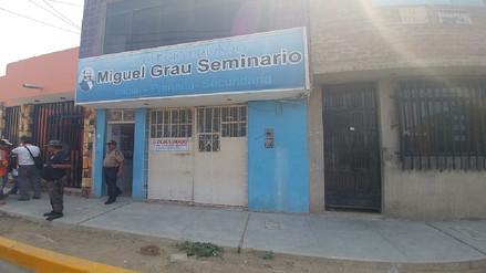Seis colegios de Chiclayo han sido cerrados por tener infraestructuras inseguras