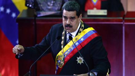 Maduro asegura que le alegra que Colombia envíe más soldados a frontera con Venezuela