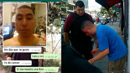 Un argentino fingió ser su hija de 11 años en WhatsApp y atrapó al sujeto que la acosaba